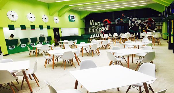 Loja PMU Brasil no Jockey Clube Brasileiro
